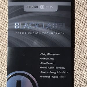 Other - THRIVE Black Label DFT patches